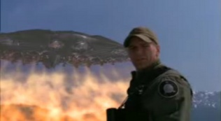Stargate SG-1 04x09 : Scorched Earth- Seriesaddict